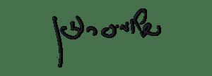 חתימה שלומית רוזן, מייסדת אננדה